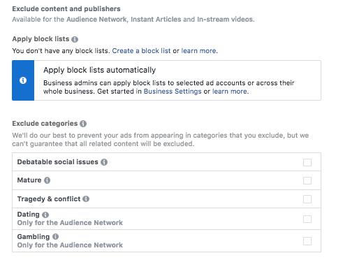 excluir-emplazamientos-Facebook-Ads