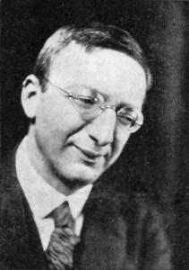 Alfred Döblin (c. 1930s)