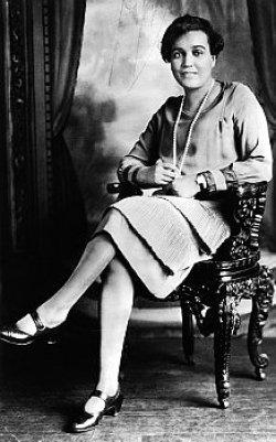 Jessie Redmon Fauset (1882–1961)