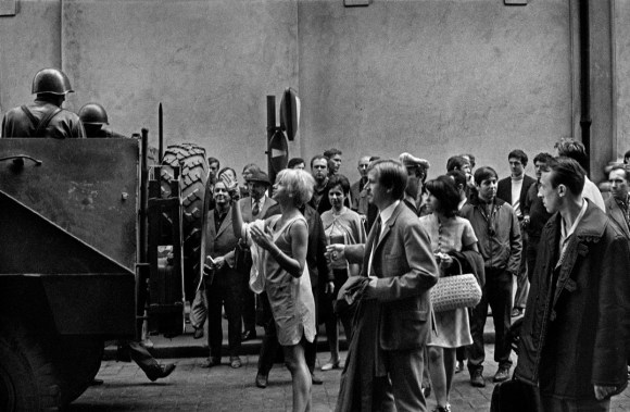 "Josef Koudelka, ""CZECHOSLOVAKIA. Prague. August 1968."""
