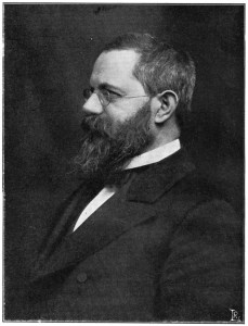 Moses Gaster in 1904