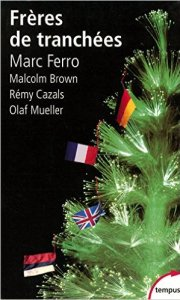 The publication of 'Frères de tranchées' coincided with the launch of Christian Carion's film 'Joyeux Noël.'