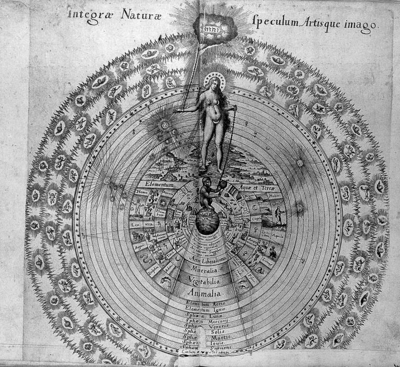 L0029108 R. Fludd, Utriusque cosmi maioris scilicet...