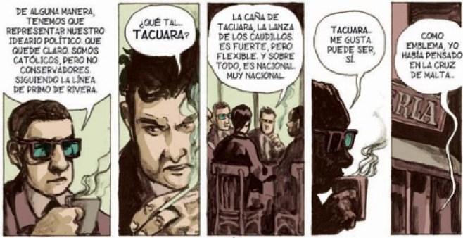 Ezcurra webcomic