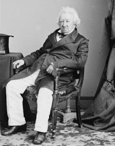 GCVerplanck portrait, 1855-1865