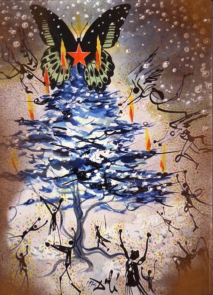 navidad_1974_dali_felicitacion-de-navidad-con-suenos