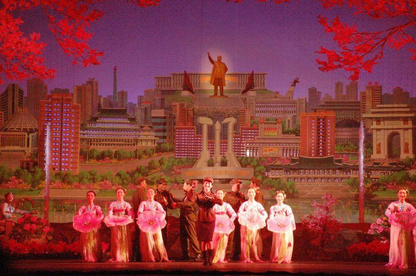 North_Korea_—_Pyongyang_Opera