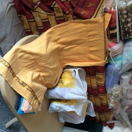 Blankets and Linen for Refugees