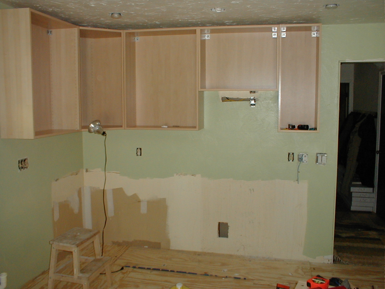 Hanging Cabinets