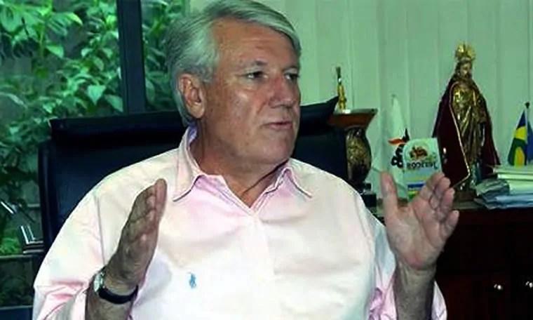 Justiça de Rondônia publica edital de leilão de bens do ex-senador peemedebista Amir Lando