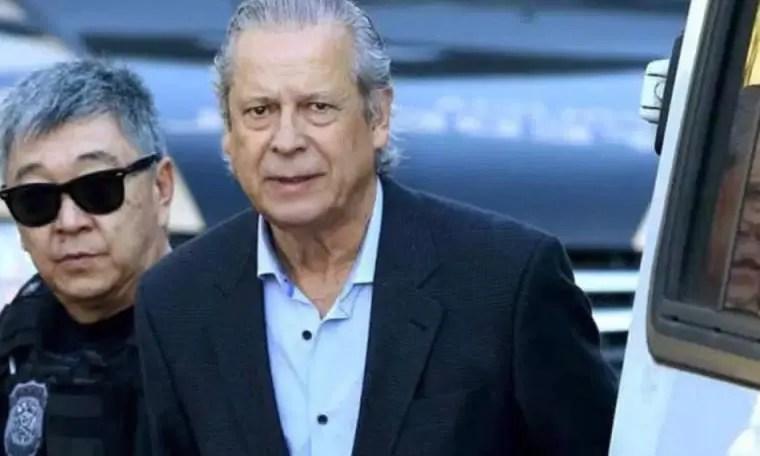 STF decide libertar José Dirceu, preso na Lava Jato