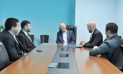 EXECUTIVO: Aleks Palitot busca melhorias para capital