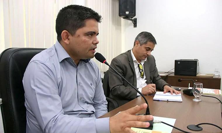 Jesuíno Boabaid discute em audiência saúde de servidores da segurança pública