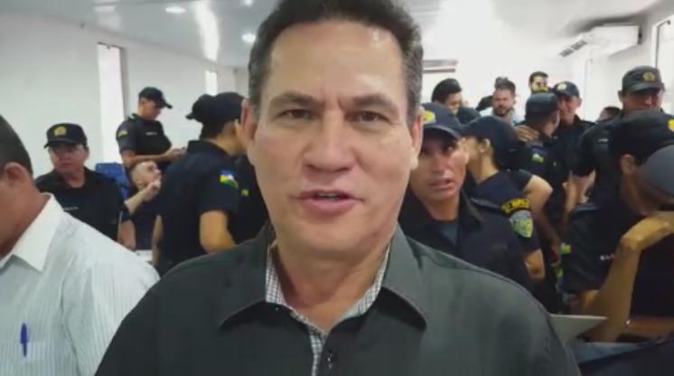 Maurão afirma que a PM jamais teve um deputado que trabalhasse tanto pela classe – Vídeo