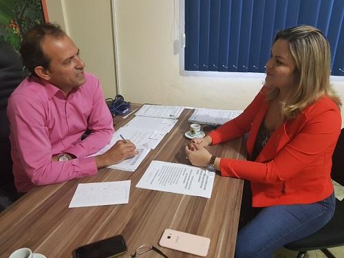 PRAÇA NO BAIRRO NOVO – Vereadora Ada Dantas Boabaid apresenta proposta