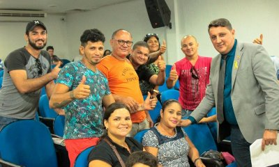 Junior Cavalcante cria projeto que regulamenta ambulantes e Food Trucks