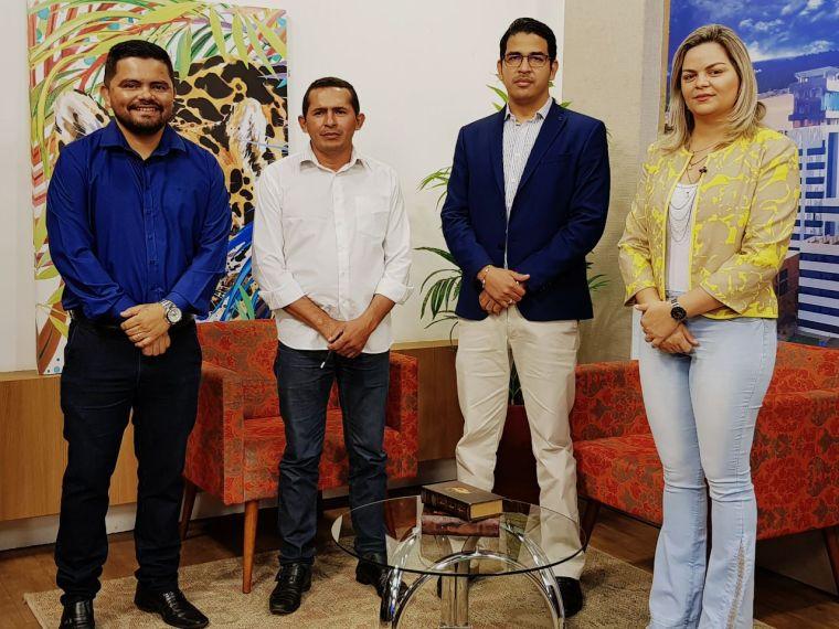 MISSÃO RONDÔNIA – Deputado Jesuíno e Vereadora Ada falam sobre possível despejo no Planalto II