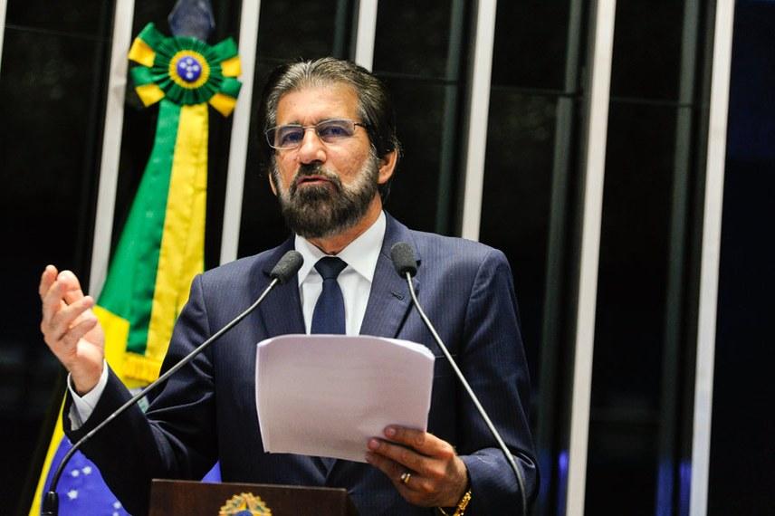 """ELEIÇÕES – """"Em 2018 brasileiros escolherão seu destino"""", afirma senador Valdir Raupp"""