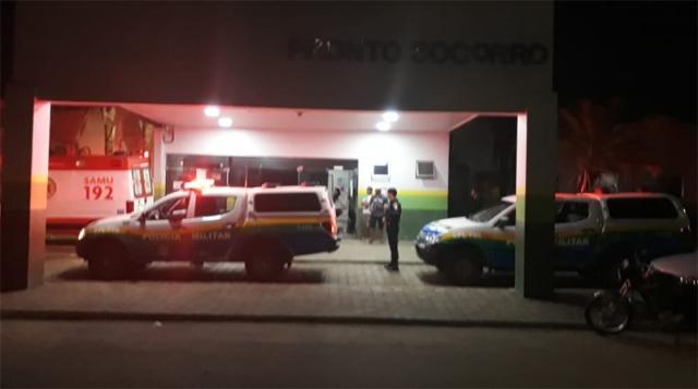 VIOLÊNCIA – Pedestre é assaltado e esfaqueado no centro de Porto Velho