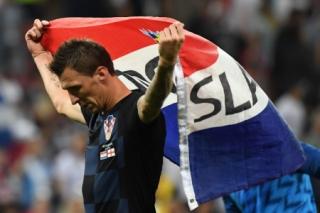 Croácia é a finalista que mais jogou na história e físico 'espanta' a França