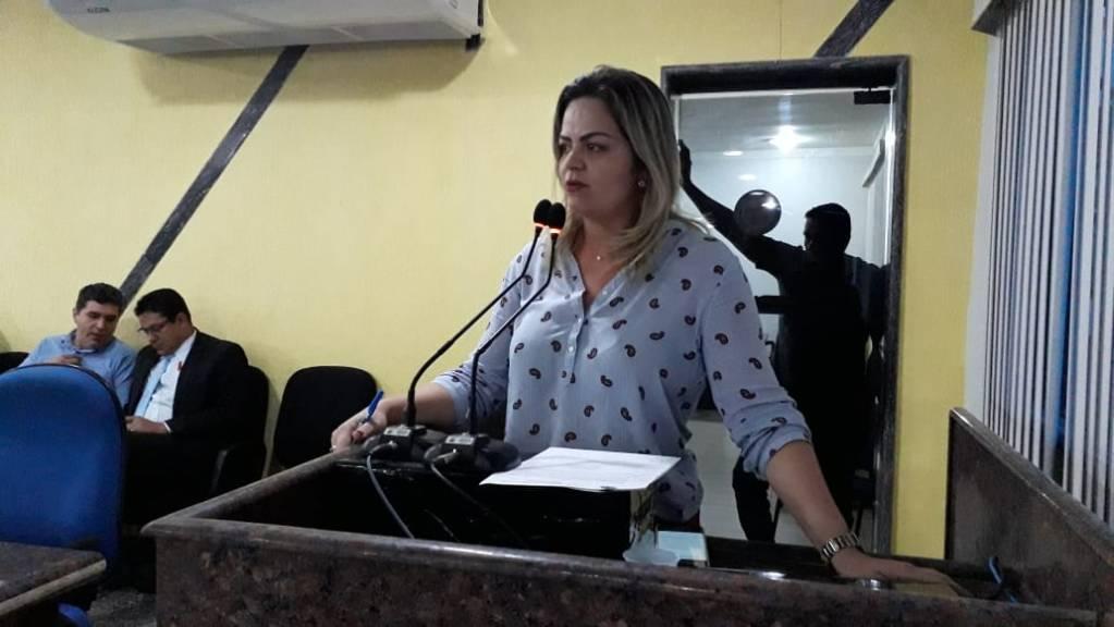 Vereadora Ada Dantas solicita médico para o distrito de Calama em Porto Velho