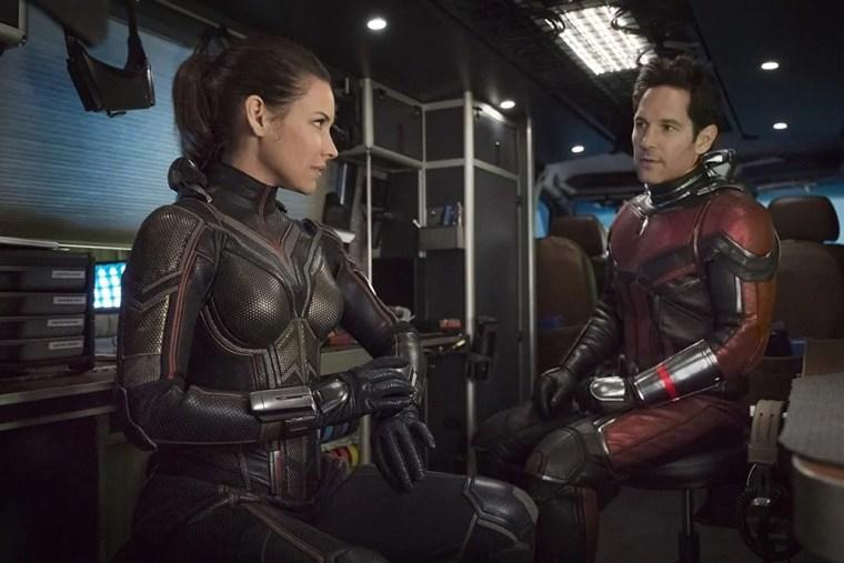 'Homem-Formiga e a Vespa' é a estreia da semana nos cinemas de Porto Velho
