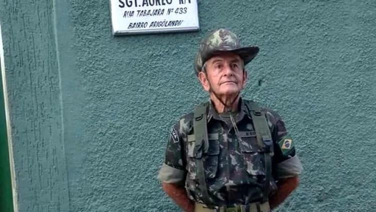 CABO ÁUREO – Morre um dos fundadores do 5º BEC em Porto Velho