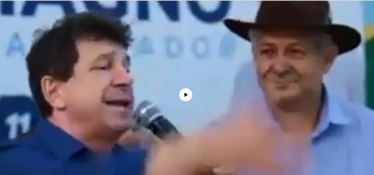 Partido foi, mas aliados resistem a acordo eleitoral e Cassol não vai pedir votos para Acir Gurgacz – VÍDEO