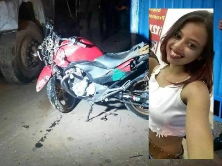 Garota de Cerejeiras está há mais de uma semana na UTI após ser atingida por motoqueiro