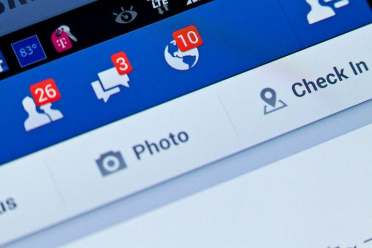 MPF divulga lista de páginas removidas do Facebook