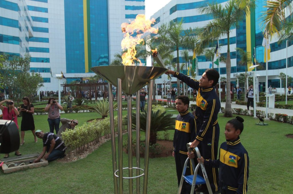 SEMANA DA PÁTRIA – Fogo Simbólico será aceso na praça do Palácio Rio Madeira no dia 1º