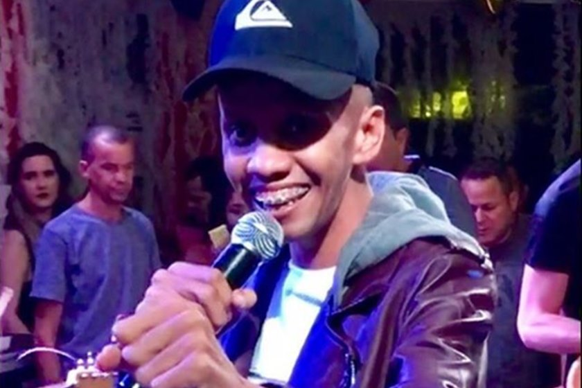 Cantor brega Deivison Kellrs é enterrado hoje no Recife