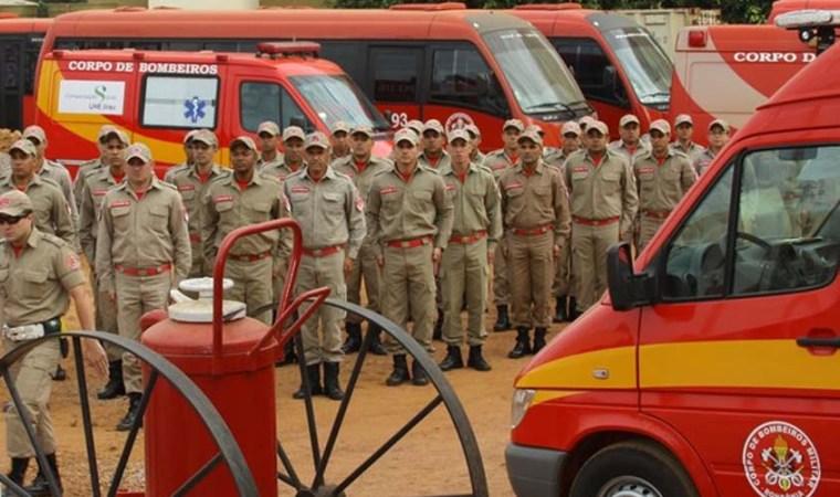 Lançamento do Selo Comemorativo de 20 anos do Corpo de Bombeiros