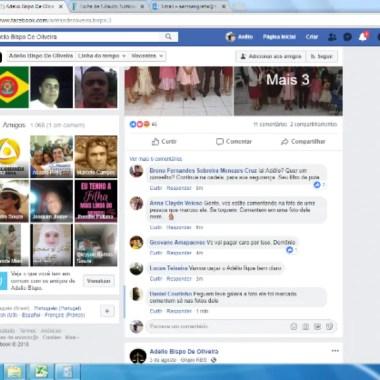 """Homem que esfaqueou Bolsonaro em Minas é """"amigo"""" de empresa rondoniense de comunicação no Facebook"""