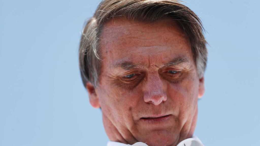Bolsonaro e João Roberto Marinho se reúnem na sede da Globo