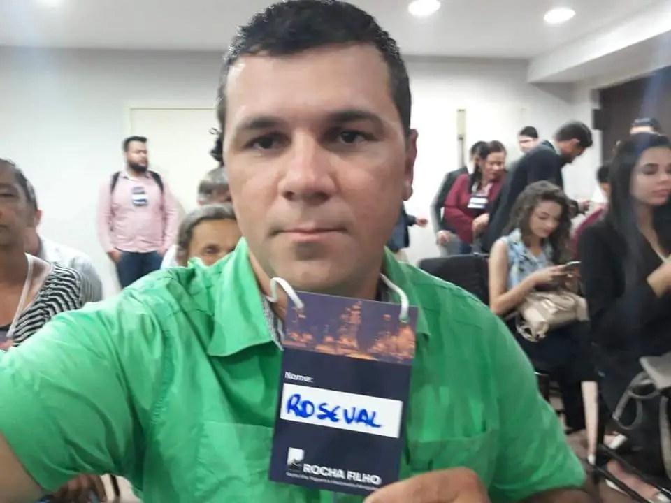 Candidato do PSDB Roseval Guzo é servidor da prefeitura de Porto Velho e continua desaparecido