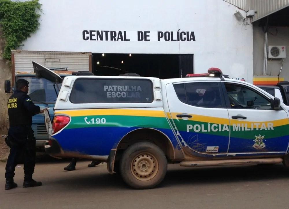 Suspeito é preso após agredir adolescente com soco durante roubo e acaba em hospital de Porto Velho