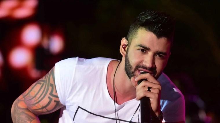 Gusttavo Lima cancela show em Minas após passar mal