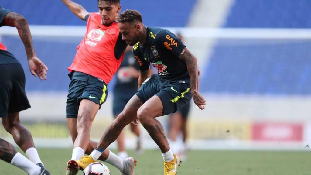 Seleção Brasileira faz seu primeiro jogo pós-Copa contra os EUA