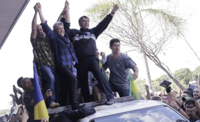 Candidato ao senado confirma participação em carreata pró-Bolsonaro em Porto Velho