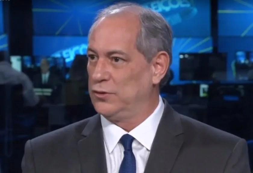 """""""Fomos miseravelmente traídos por Lula"""", diz Ciro Gomes"""