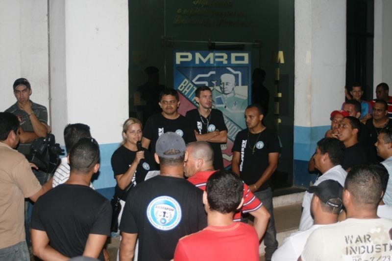 ASSFAPOM – Jesuino Boabaid conta como surgiu a maior entidade representativa da PM e BM de Rondônia-VEJA VÍDEO
