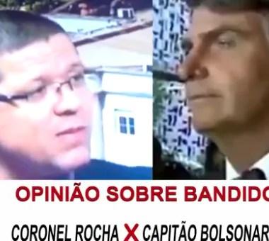 """CONTRADIÇÃO – Em RO, governador de Bolsonaro é defensor do direitos humanos e cita """"carinho"""" por presos – Vídeo"""