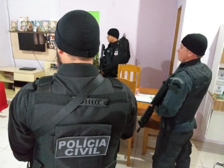 ANJOS DA LEI – Polícia Civil deflagra operação para combater tráfico de drogas em escolas