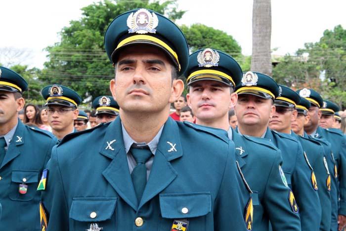 Polícia Militar de Rondônia comemora 43 anos de criação