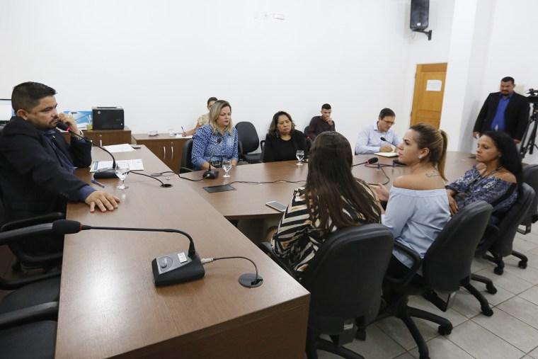 INSTRUÇÃO LEGISLATIVA – Deputado Jesuíno discute insegurança nas escolas