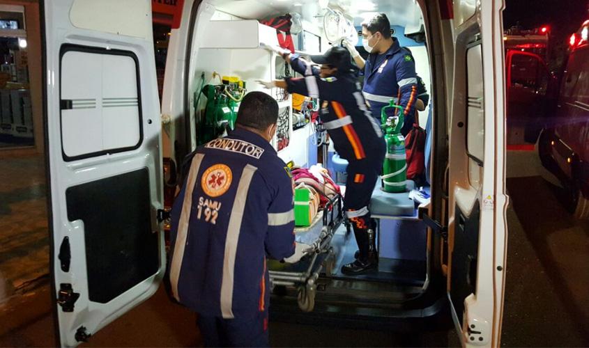 REAGIU – Militar do Exército é baleado durante tentativa de assaltou