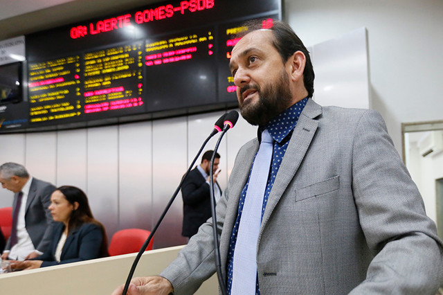"""Aumento da energia: """"É um absurdo"""", reage Laerte Gomes"""