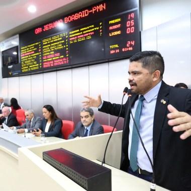Deputado Jesuino aprova revogação de leis que concederam benefícios as usinas do Madeira