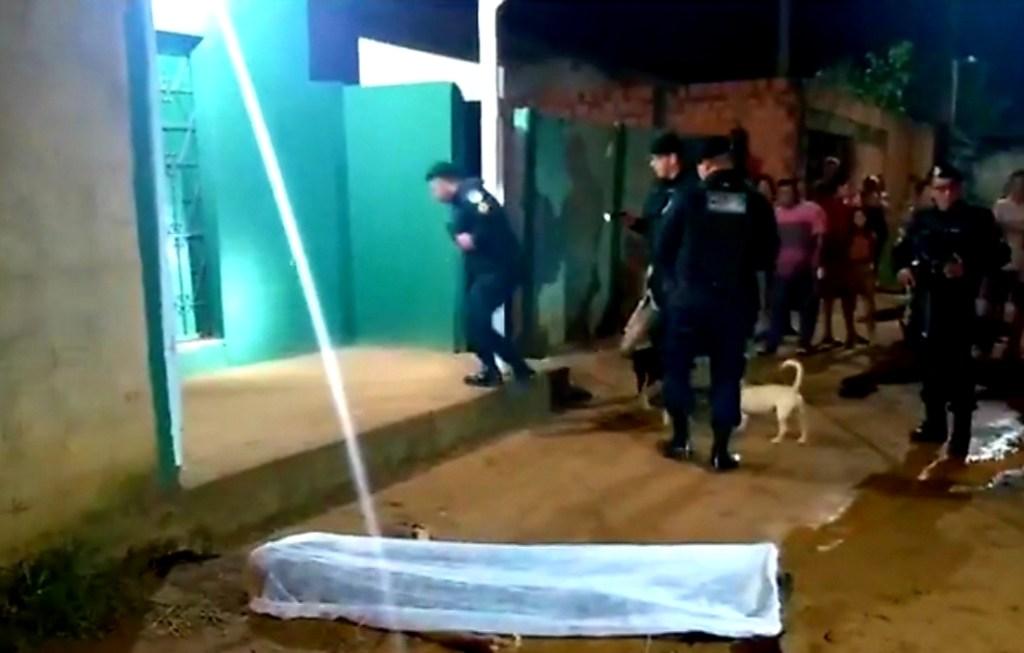 REAGIU – Sargento da PM mata assaltante e leva tiro na virilha